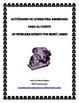 Middle School Literature Bundle: Poetry, Short Story & Nov