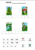 Pack of worksheets for teaching sight words