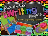 Pack the Sack: Writing Portfolio and Monthly Writing Awards