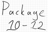 Package 10 - 12