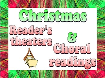 Package: Christmas reader's theater and choral readings