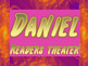 Package: Daniel readers theater & choral reading.