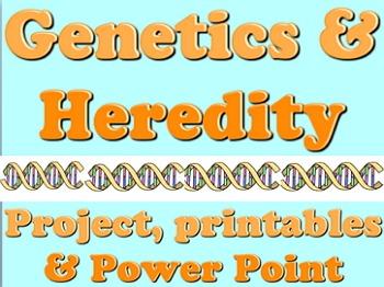 Bundle: Genetics and Heredity