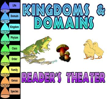 Bundle: Scientific classification (PowerPoints, bingos, reader's theaters)