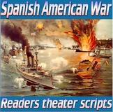 Package: Spanish American War scripts & PowerPoint