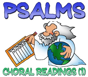 Package: Majesty of God choral readings & graphics from Psalms