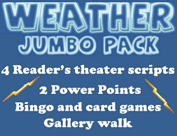 Bundle: Weather jumbo pack