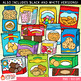 Packaged Food Clip Art Bundle 2