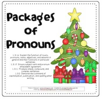 Packages of Pronouns