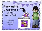 Packaging Groceries