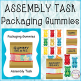 ASSEMBLY TASK Packaging Gummies