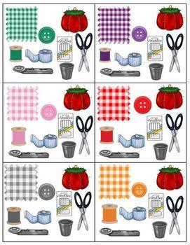 ASSEMBLY TASK Sewing Kits