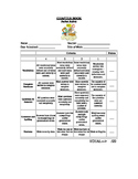 Packet Rubric