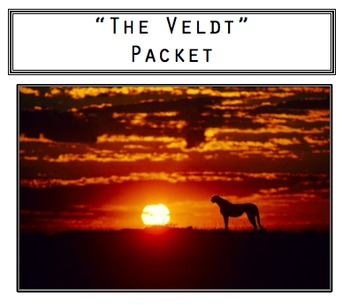 """The Veldt"" Close Reading Packet"