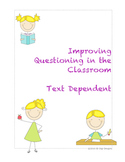 Packet for Improving Questioning in the Classroom