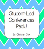 Student-Led Conferences Pack