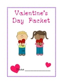 Packet for Valentine's Day