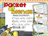 Packet of Blends: s blends, l blends, r blends- Interactive Activities