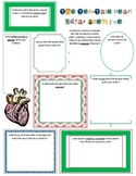 Packet of Three Graphic Organizers for Edgar Allen Poe Stories