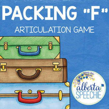 Packing Ff Articulation Game