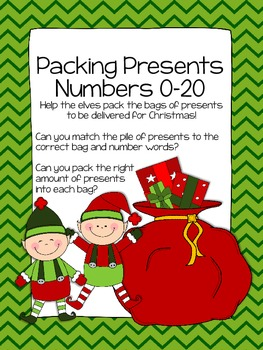 Packing Presents Number Match