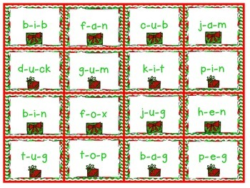 Packing Santa's Sleigh: Phoneme Segmentation for Guided Reading and RtI