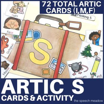 Packing Ss Articulation Game