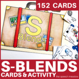 Packing S-Blends Articulation Game