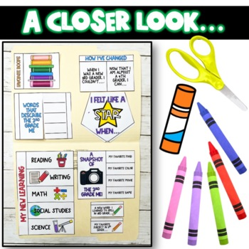 End of the Year Lapbook