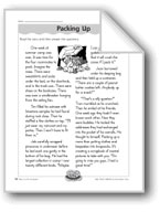 Packing Up (Compound Words)