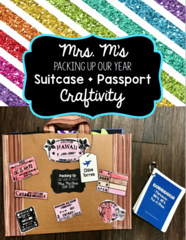 Packing Up Our Year Suitcase Portfolios and Passports