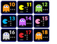 Pacman Color Unit- Complete with Reading, Writing, and Math Activities