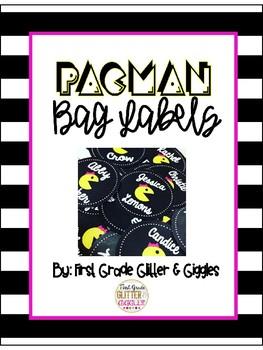 Pacman Labels
