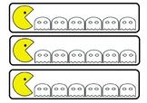 Pac-man reading plan