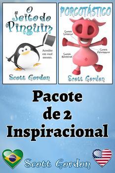Pacote de 2 Inspiracional (Portuguese Edition)