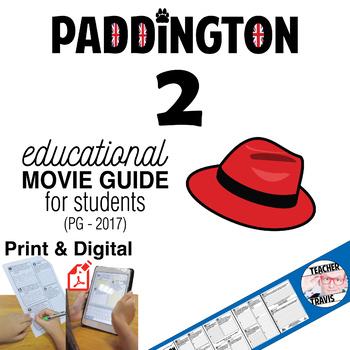 Paddington 2 Movie Guide (PG - 2017)