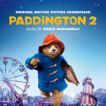 Paddington 2 Movie Questions for Music Education Elementary - Middle School