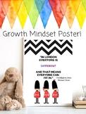 Paddington Bear Growth Mindset Classroom Decor Theme Michael Bond