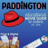 Paddington Movie Viewing Guide (PG - 2014)