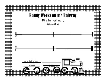 Paddy Works on the Railway: Rhythm Composition