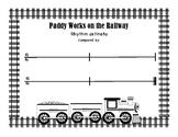 Paddy Works on the Railway: Rhythm Composition