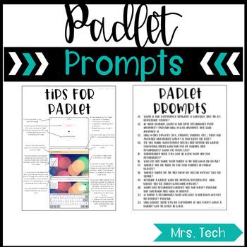 Padlet Prompts