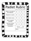 Padlet Rubric