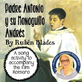 Padre Antonio y su Monaguillo Andres (Song to accompany Romero film)