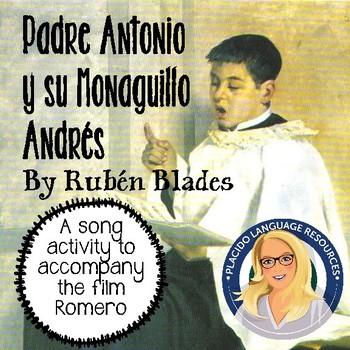 Padre Antonio y su Monaguillo Andres (Song to accompany Romero film)