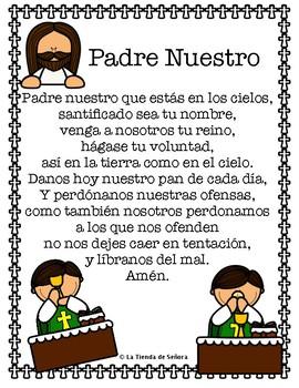 Oración - El Padre Nuestro / The Our Father