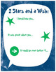 Pads: 2 Stars and a Wish