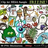 PaezArtDesign Digital Art Sample | Clip Art FREEBIE