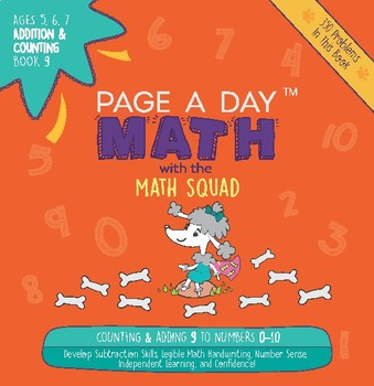 Page A Day Math ADDITION & COUNTING