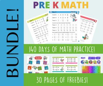 Page A Day Math MATH HANDWRITING INTRODUCTION (learn to write math & add)